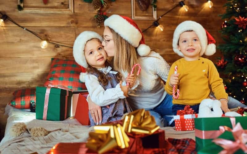 The Best Plans With Children For The Christmas Holidays