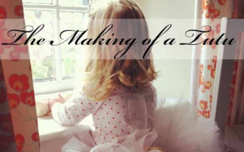 How To Make A Tutu For Kids At Home