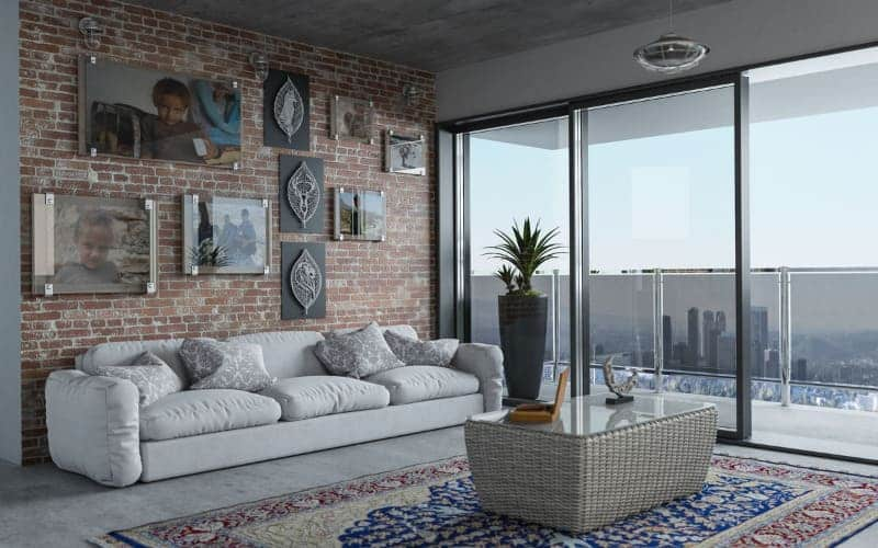 7 cool ideas for small flats